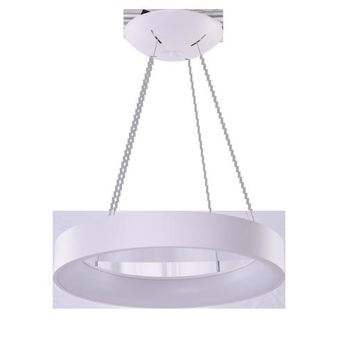Függő lámpa Azzardo SOLVENT R 45 WH + TÁVIRÁNYÍTÓ