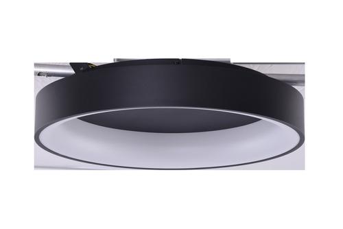 Azzardo SOLVENT R 110 BK + TÁVIRÁNYÍTÓ mennyezeti lámpa