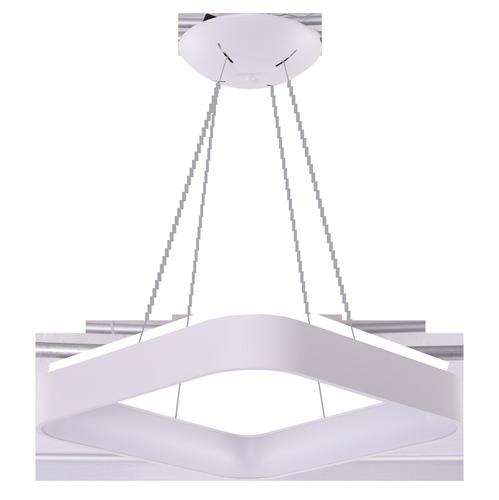 Függő lámpa Azzardo SOLVENT S 80 WH + TÁVIRÁNYÍTÓ