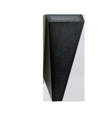 Fali lámpa Azzardo ZITA XL BK