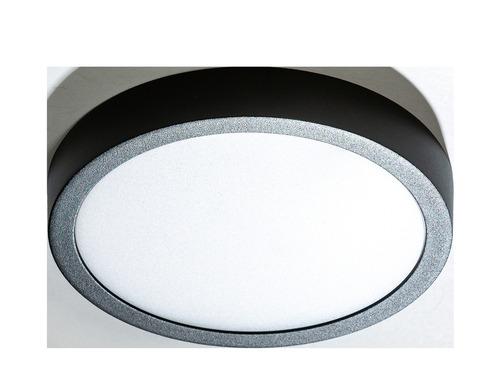 Azzardo MALTA R 23 4000K BK mennyezeti lámpa