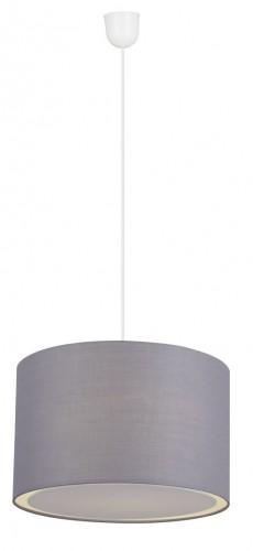 CLARIE Szürke függő lámpa
