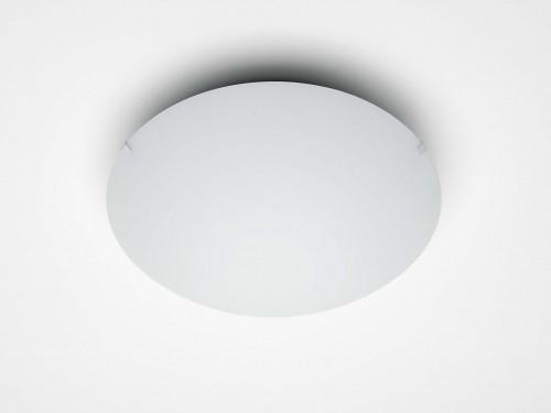 RHODOS Fehér mennyezeti lámpa (250 mm)