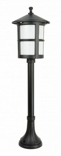 Kerti lámpa alacsony oszlopon festett üveggel (71 cm) - Cordoba II K 5002/3 / TD