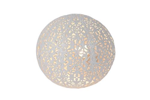 Asztali lámpa POLO fehér fém G9