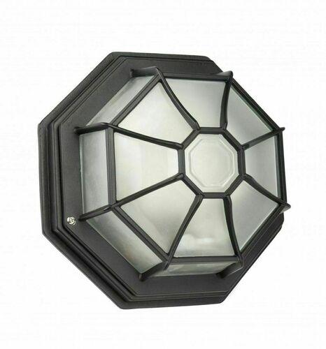 Kerti lámpa Retro Classic K 3012 / P SZ fekete