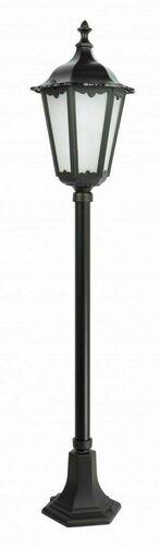 Kerti lámpa Retro Classic K 5002/2 (114 cm) Vintage fekete