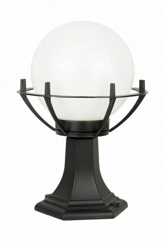 Lampa - labda kosárral álló kerttel (39 cm) - 200 K 4011/1 / KPO