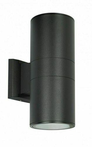 Külső fali lámpa a homlokzathoz Adela 7001 BL 2x60W