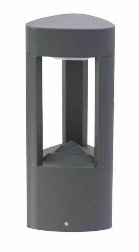 Világítóoszlop LED FAN GL 11201 LED sötétszürke