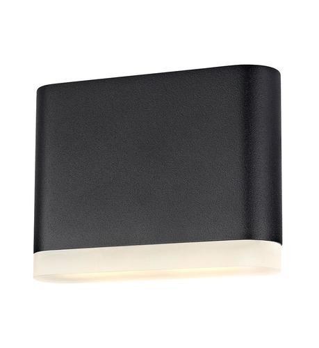 UNO fali lámpa 1L fekete