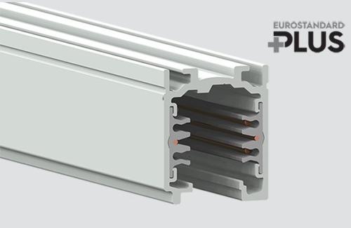 Csomagtartó EUROSTANDARD PLUS hossza 100 cm (RAL 9005) STUCCHI fekete