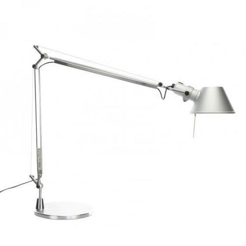 Asztali lámpa Artemide Tolomeo Aluminium A001000 + A004030