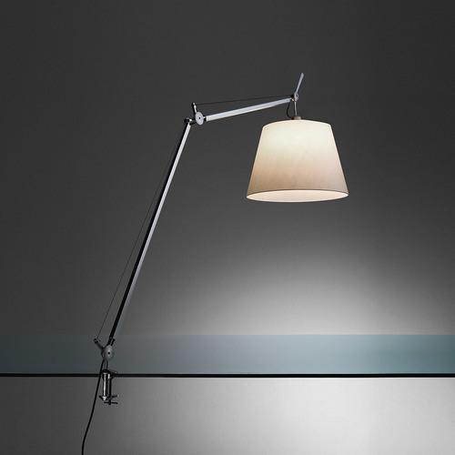 Asztali bilincs lámpa Artemide TOLOMEO Mega 0564010A ø32cm