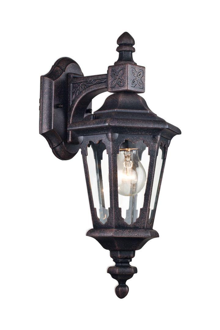 Kültéri fali lámpa Maytoni Oxford S101-42-01-B
