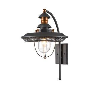 Kültéri fali lámpa Maytoni Magnificent Mile S105-57-01-G small 2