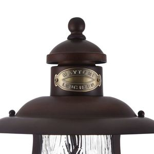 Kültéri fali lámpa Maytoni La Rambla S104-119-51-R small 1