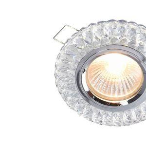 Süllyesztett mennyezeti lámpatest Maytoni Metal Modern DL294-5-3W-WC small 0