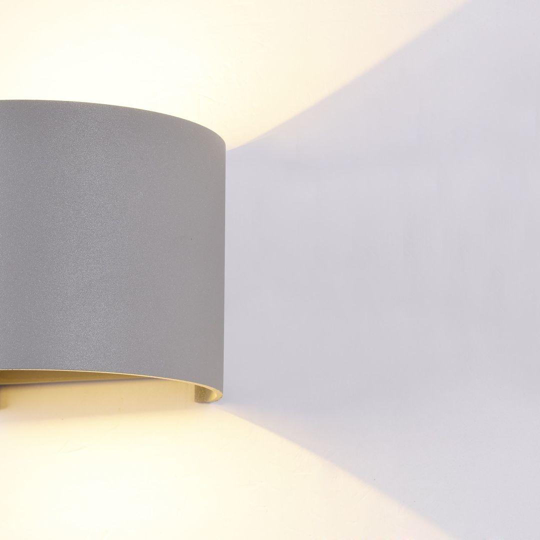 Kültéri fali lámpa Maytoni Fulton O573WL-L6GR
