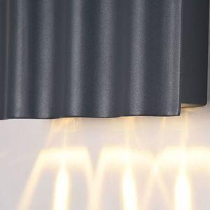 Kültéri fali lámpa Maytoni Greenwich O592WL-L18GR small 2