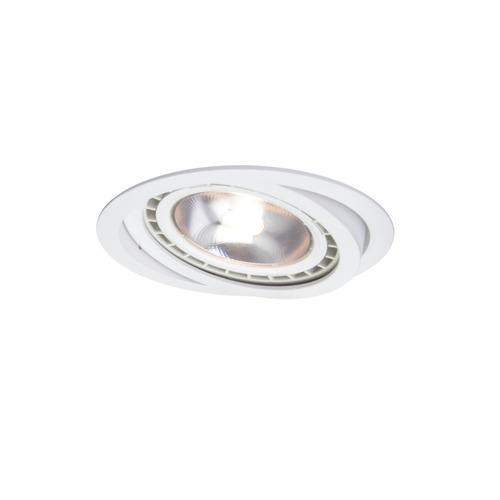 Nero flush eye mozgatható fehér