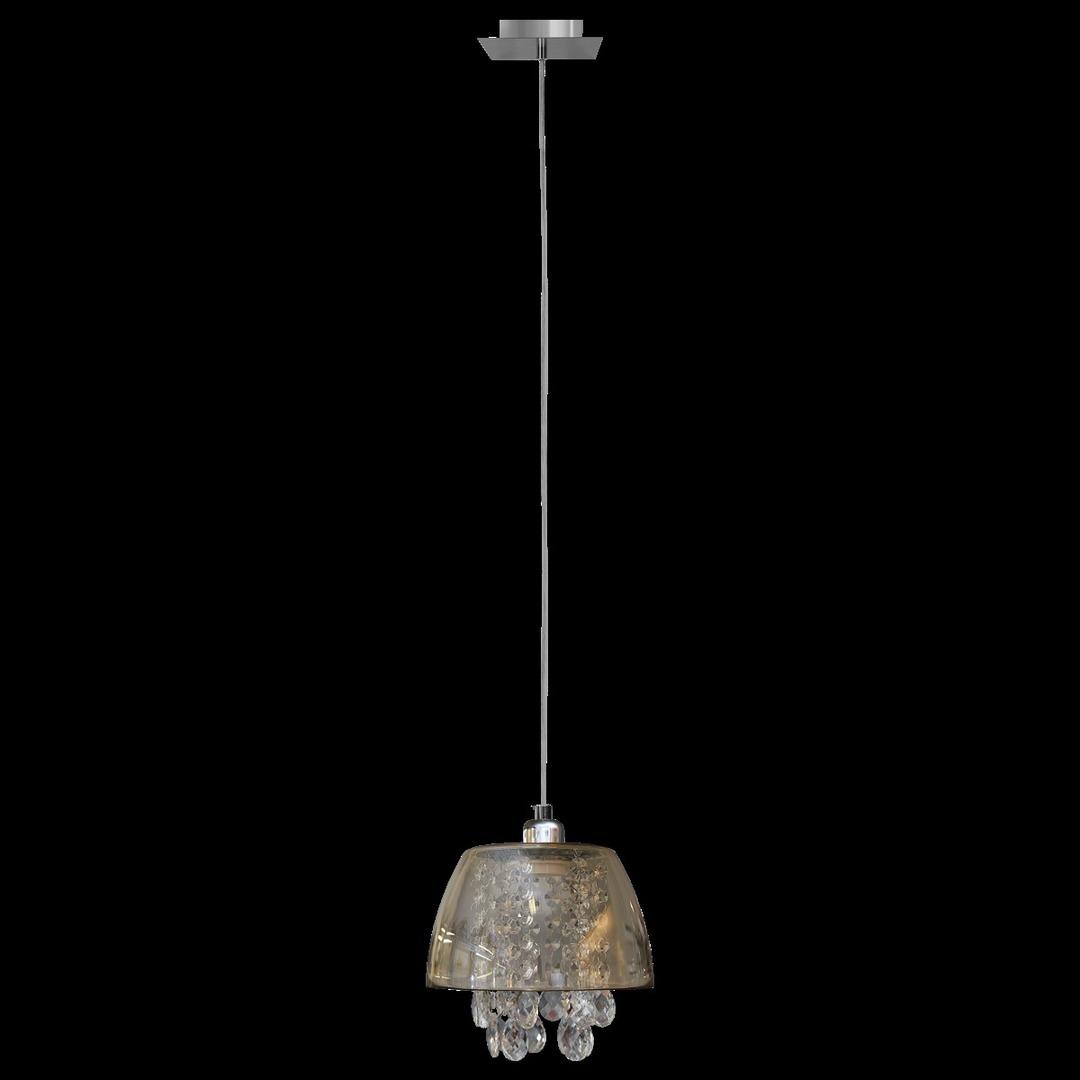 Ronin Crystal 1 grafit függő lámpa