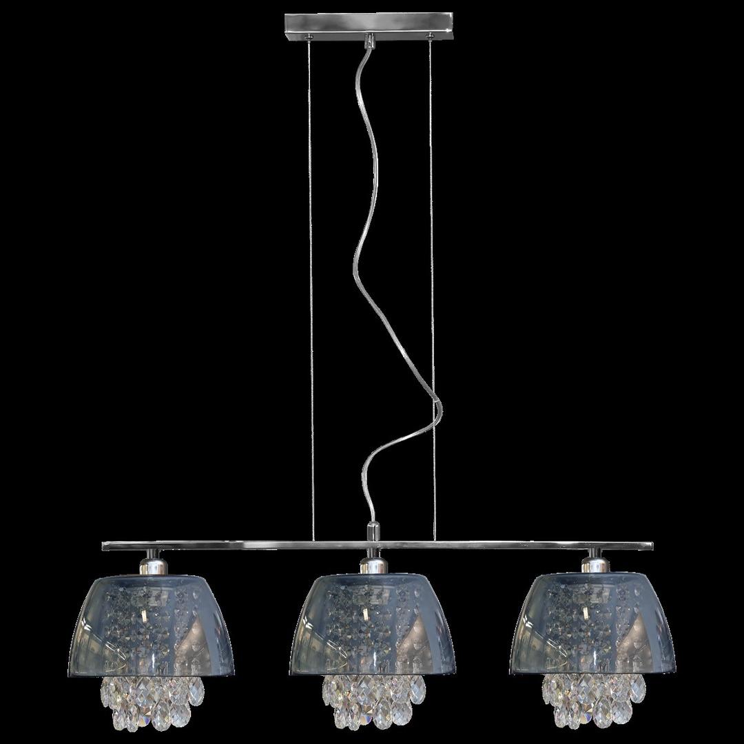 Ronin Crystal 3 függő lámpa