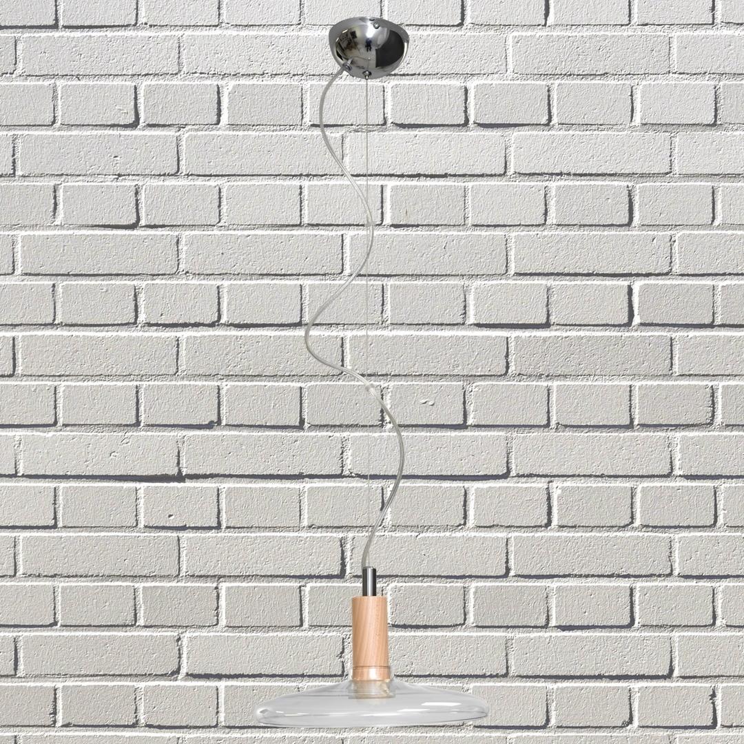 Üveg 320 függő lámpa
