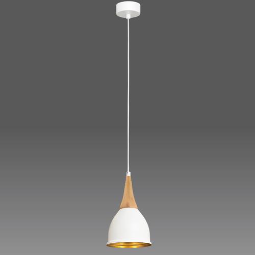 Fehér Aria függő lámpa 1