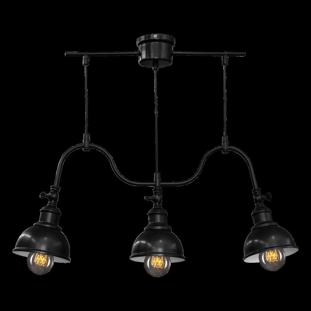 Retro 3 függő lámpa