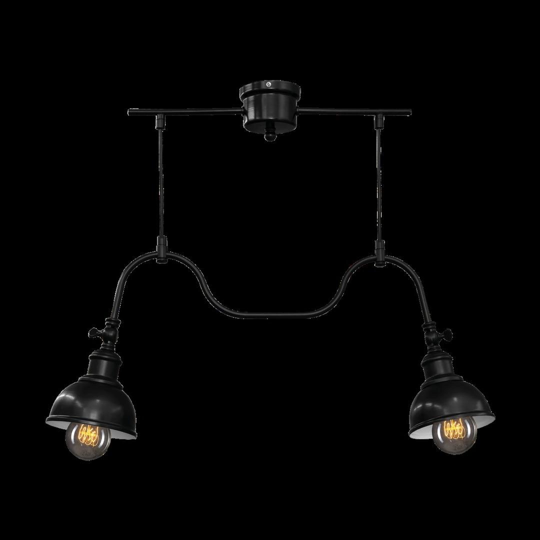 Retro 2 függő lámpa