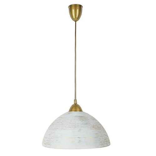 Arany gömb függő lámpa