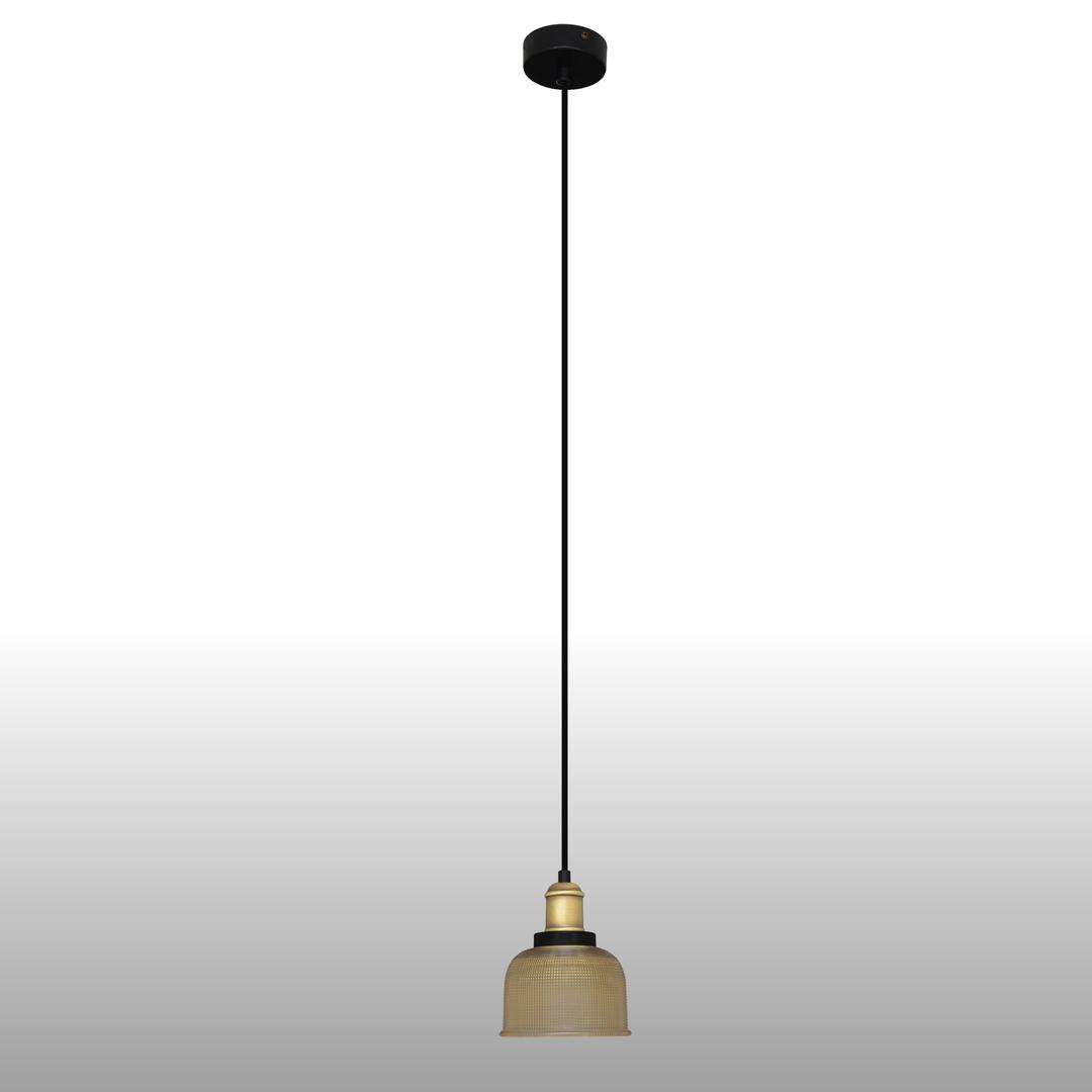 Sárga Omida 1 függő lámpa