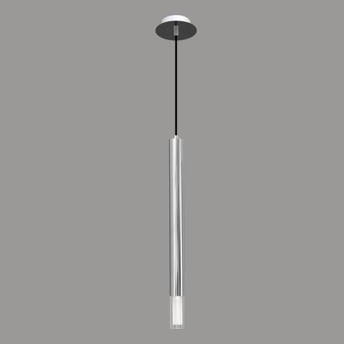 Függő lámpa Kuga 1 XL króm