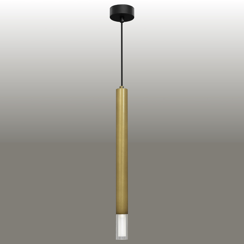 Függő lámpa Kuga 1 XL patina