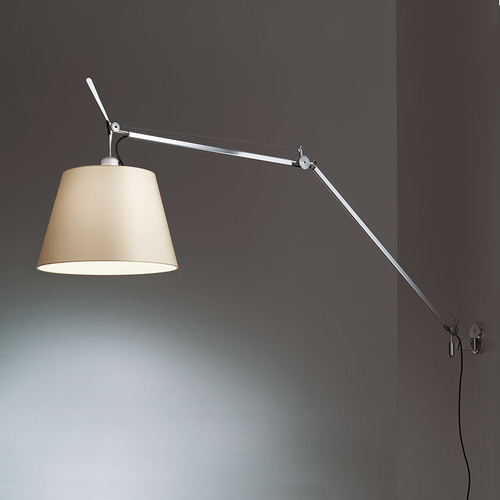 Artemide Tolomeo Mega Led fali lámpa 0762010A + 0563050A + 0780030A