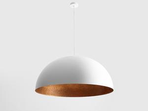 Lógó lámpa LORD 90 - rézfehér small 3