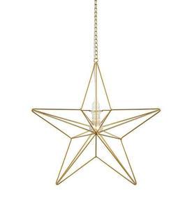 TJUSA Álló dekoráció 42cm E14 Arany small 1
