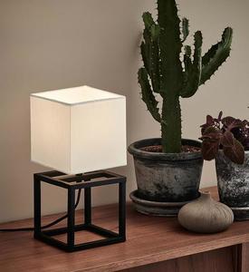 CUBE 1L asztal 32,5 cm fekete / fehér small 1