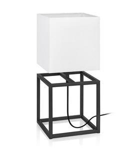CUBE 1L asztal 45cm fekete / fehér small 2