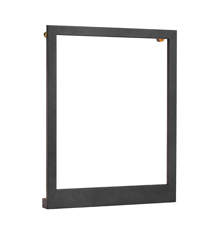 FRAME Falikar 41x33cm fekete