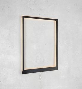 FRAME Falikar 70x50cm fekete small 2