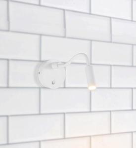 KARLI fali lámpa 1L fehér small 1