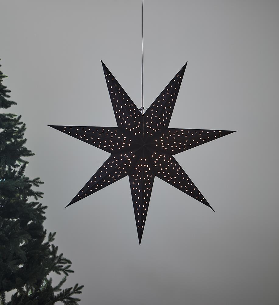 CLARA medál Star 75 Fekete