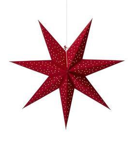 CLARA medál Star 75 Red small 1