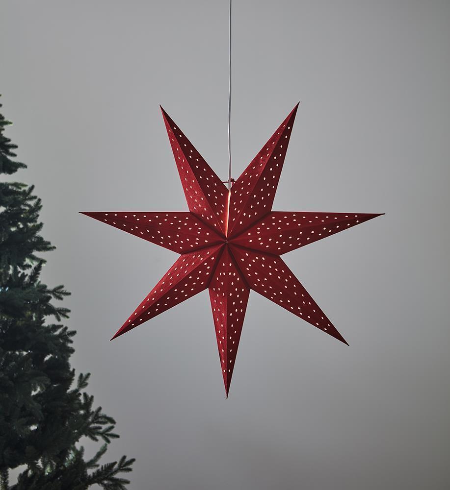 CLARA medál Star 75 Red