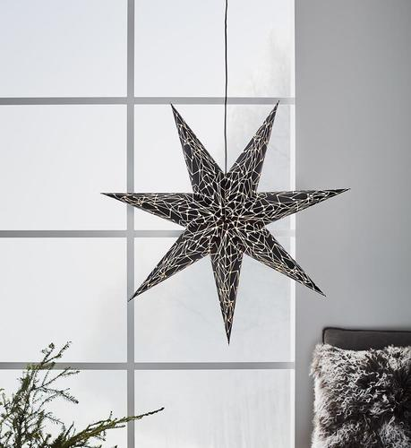 KARLA Star 75 Fekete tárolódoboz