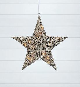 BODANE medál Star Deco 40 cm szürke small 0