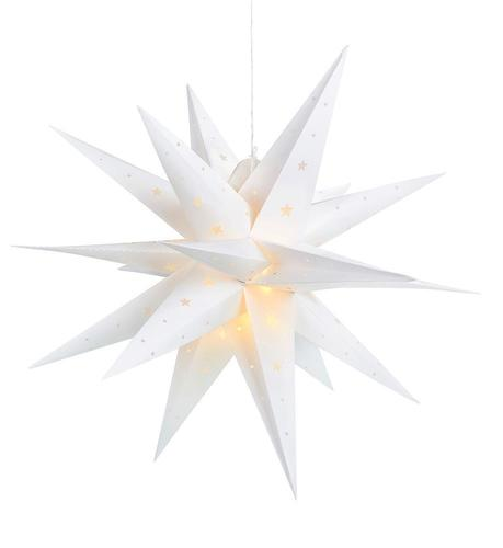 VECTRA 3D műanyag csillagok 60 cm IP44