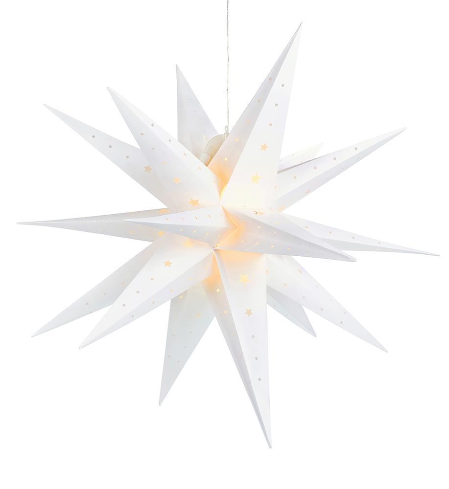 VECTRA 3D műanyag csillagok 80 cm IP44